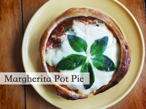 Margherita Pot Pie
