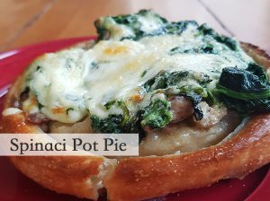 Spinaci Pot Pie